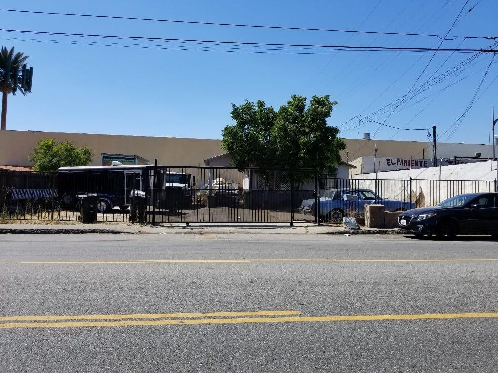 Commercial property at 13019 Terra Bella Street Pacoima CA