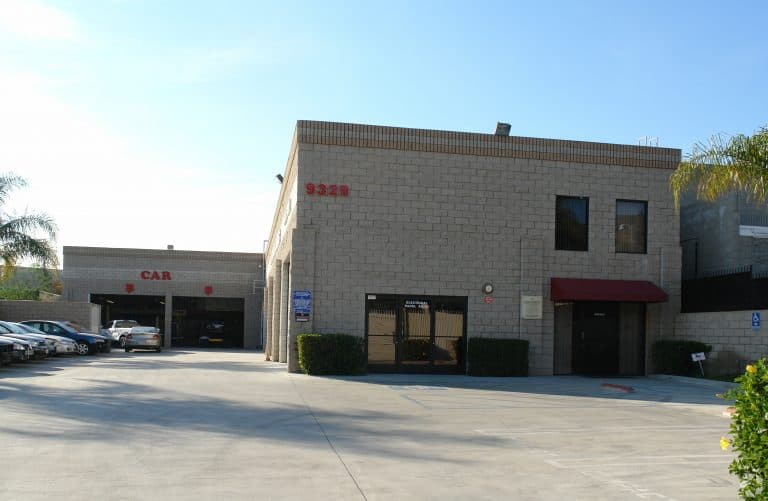 Commercial property at 9329 Sunland blvd.