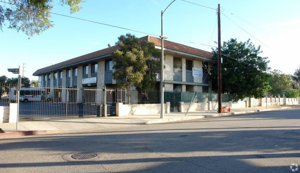 Office space for lease in Van Nuys, CA