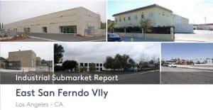SFV industrial real estate marketing report December 2020